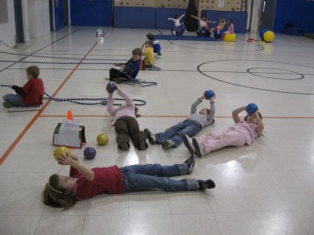 Non Locomotor Movements Examples http://caphysicaleducation.weebly.com/grades-k-2.html